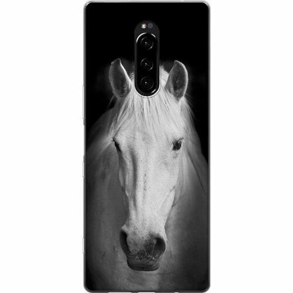 Sony Xperia 1 Mjukt skal - Häst