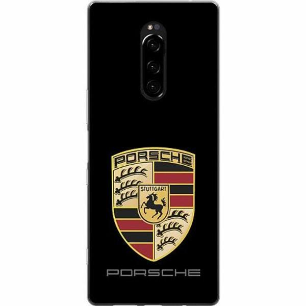 Sony Xperia 1 Mjukt skal - Porsche