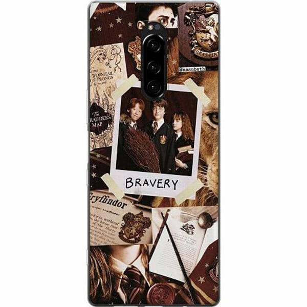Sony Xperia 1 Mjukt skal - Harry Potter