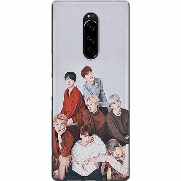 Sony Xperia 1 Mjukt skal - K-POP BTS