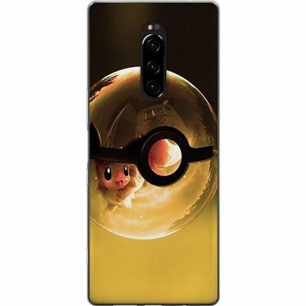 Sony Xperia 1 Mjukt skal - Pokemon
