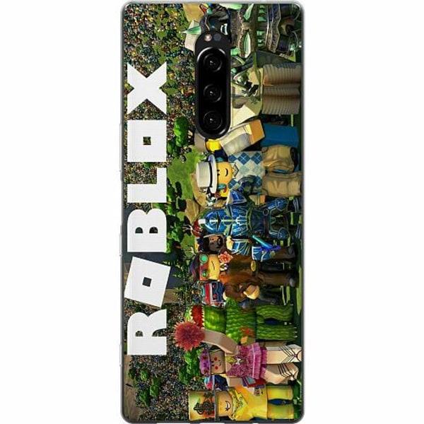 Sony Xperia 1 Mjukt skal - Roblox