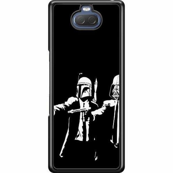Sony Xperia 10 Hard Case (Svart) Star Wars