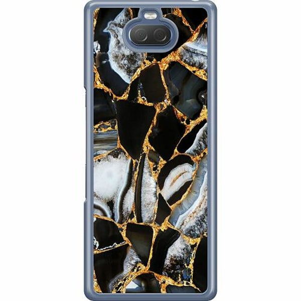 Sony Xperia 10 Hard Case (Transparent) Onyx