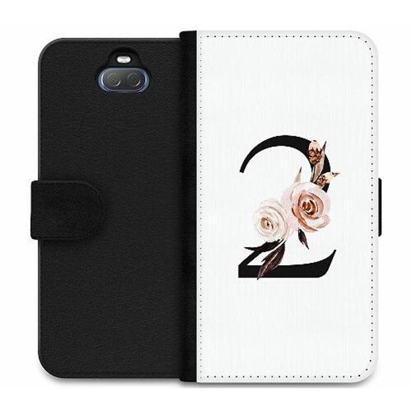 Sony Xperia 10 Plus Wallet Case Bokstäver