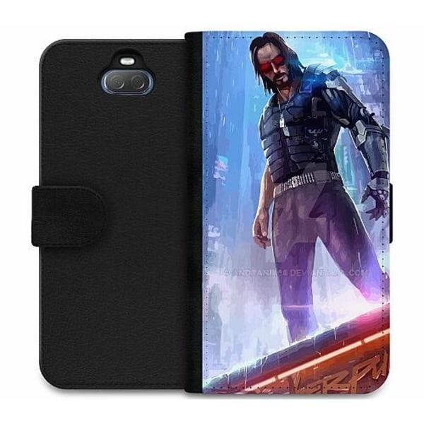 Sony Xperia 10 Plus Wallet Case Cyberpunk 2077
