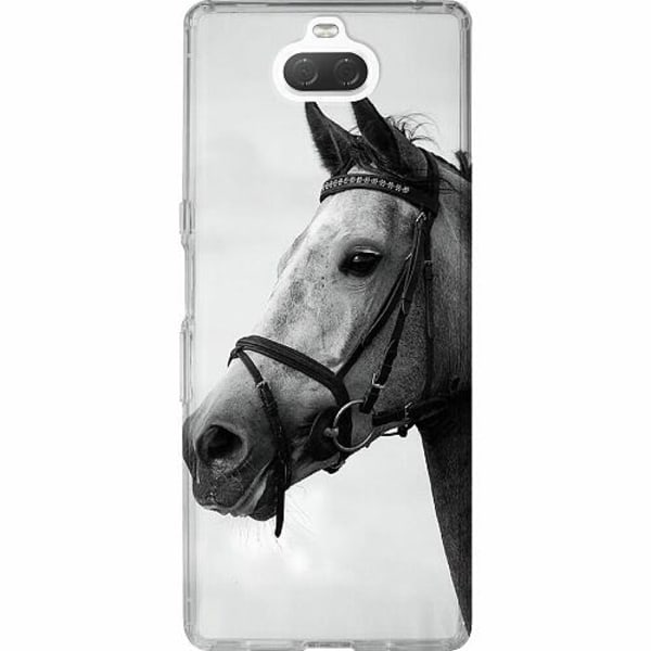 Sony Xperia 10 Thin Case Häst