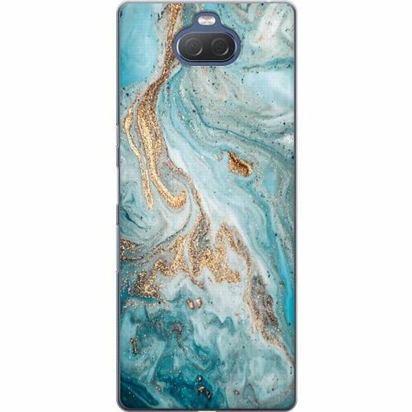 Sony Xperia 10 Thin Case Magic Marble