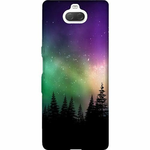 Sony Xperia 10 Thin Case Northern Lights