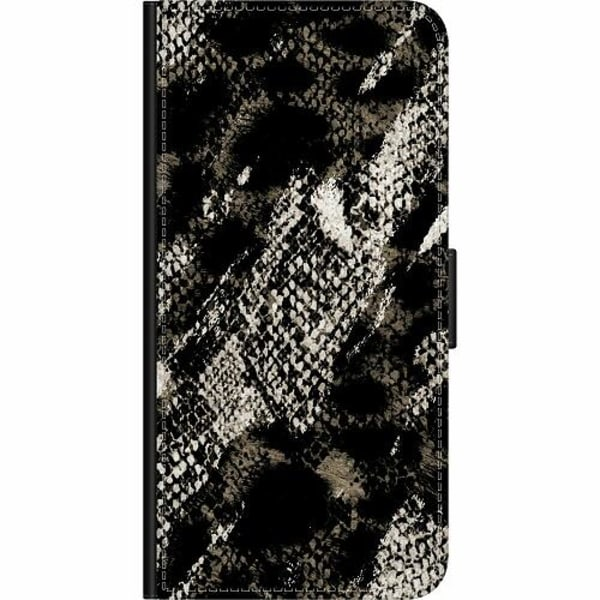 Xiaomi Redmi 9C Wallet Case Snakeskin G