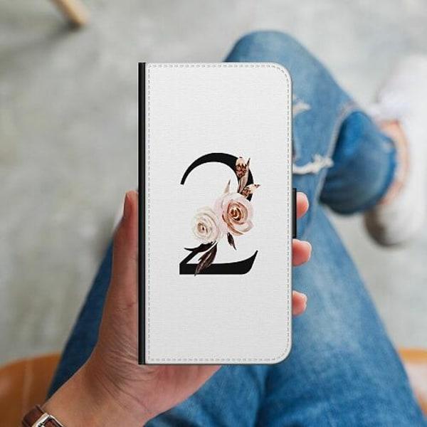 Samsung Galaxy Note 20 Ultra Plånboksskal Bokstäver