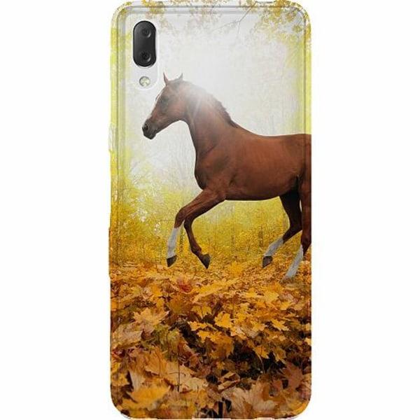 Sony Xperia L3 Thin Case Häst / Horse