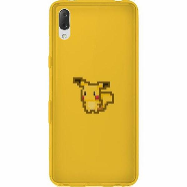 Sony Xperia L3 Thin Case Pixel art Pokémon