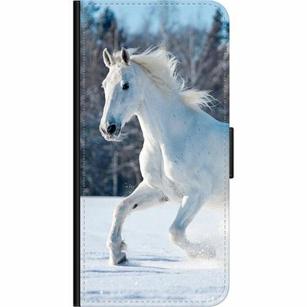 Samsung Galaxy A71 Wallet Case Häst / Horse