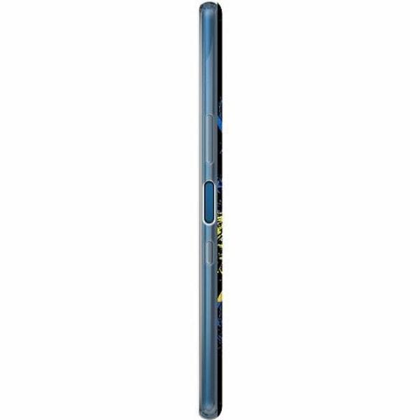 Sony Xperia L4 Thin Case Heja Sverige / Sweden