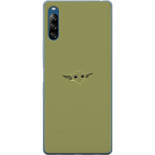 Sony Xperia L4 TPU Mobilskal Baby Yoda