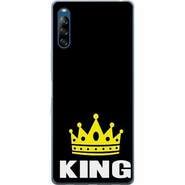 Sony Xperia L4 Mjukt skal - King 01