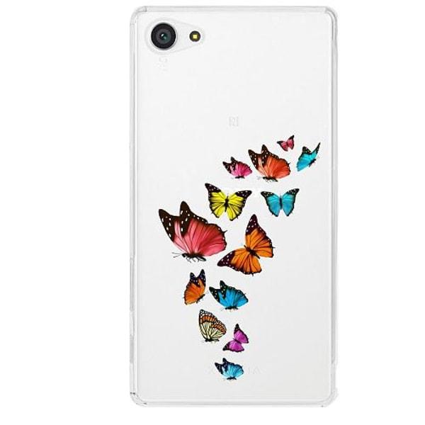 Sony Xperia Z5 Compact Thin Case Fjärilar