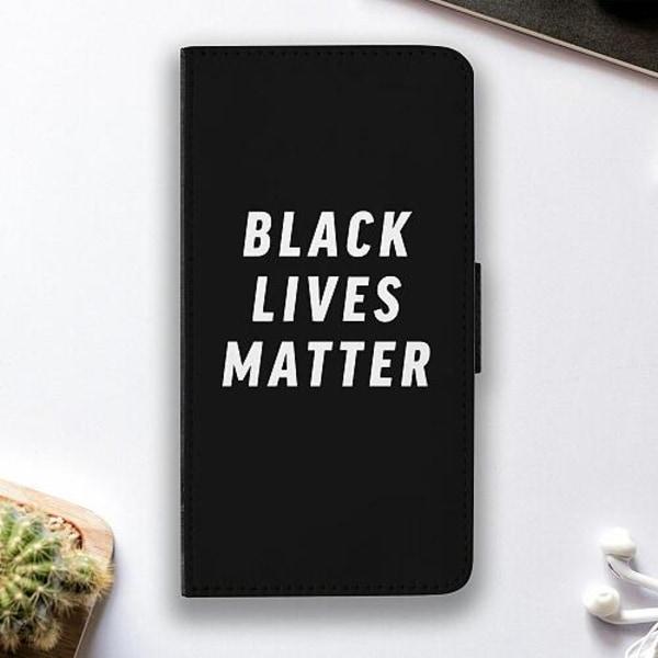 Huawei P40 Lite Fodralskal Black Lives Matter