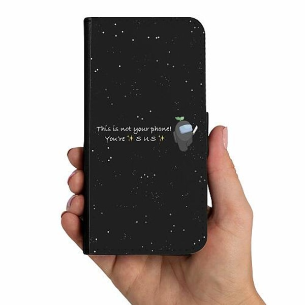 Samsung Galaxy A10 Mobilskalsväska Among Us 2021