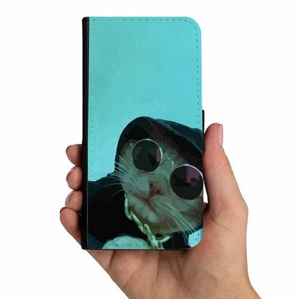 Samsung Galaxy A40 Mobilskalsväska Sup Cat