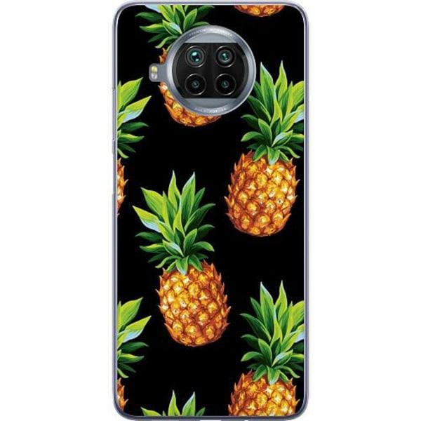 Xiaomi Mi 10T Lite Mjukt skal - Ananas