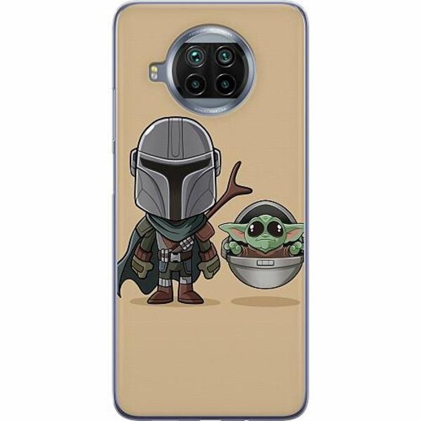 Xiaomi Mi 10T Lite Mjukt skal - Baby Yoda