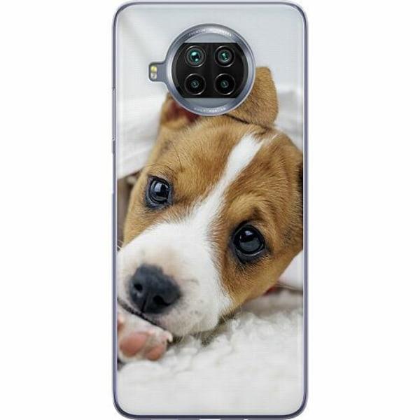 Xiaomi Mi 10T Lite Mjukt skal - Cute Puppy