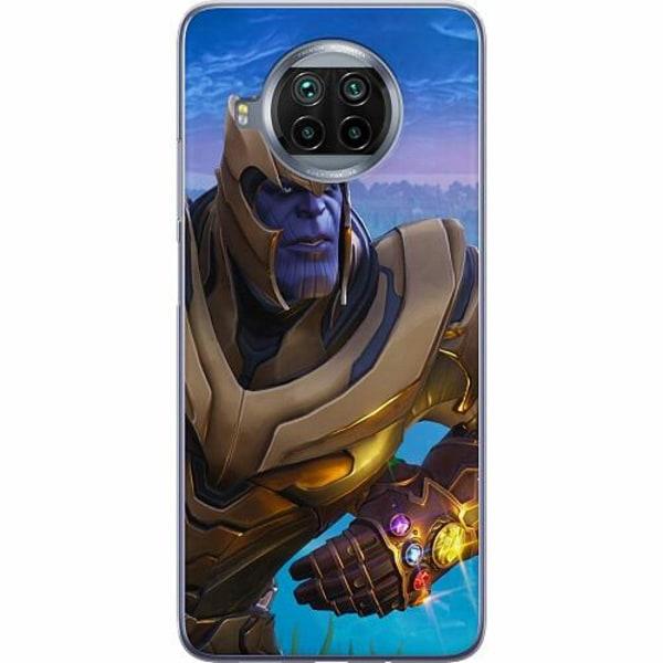 Xiaomi Mi 10T Lite Mjukt skal - Fortnite Thanos