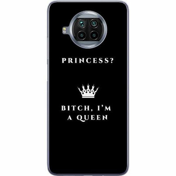 Xiaomi Mi 10T Lite Mjukt skal - Queen