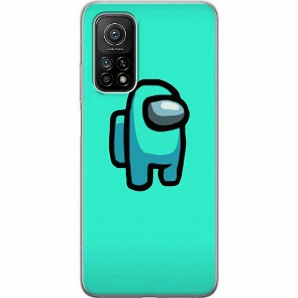 Xiaomi Mi 10T Mjukt skal - Among Us