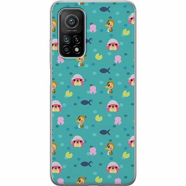 Xiaomi Mi 10T Pro 5G Mjukt skal - Animal Crossing