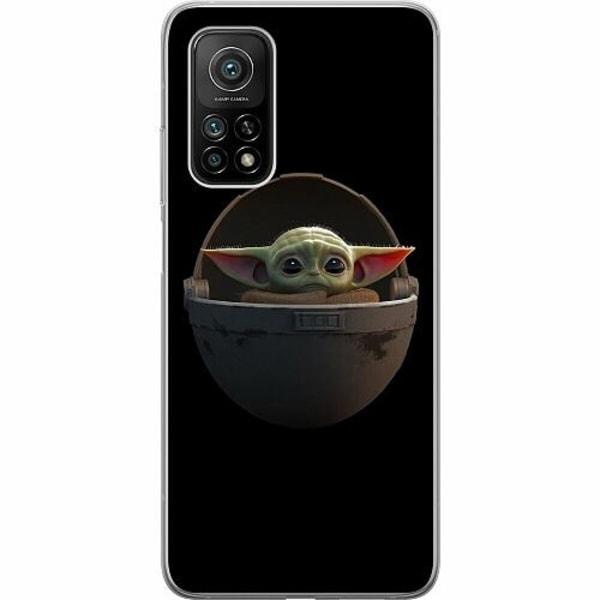 Xiaomi Mi 10T Pro 5G Mjukt skal - Baby Yoda