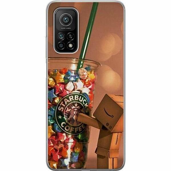 Xiaomi Mi 10T Pro 5G Mjukt skal - Coffee
