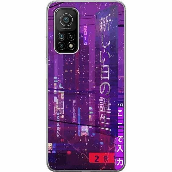 Xiaomi Mi 10T Mjukt skal - Cyberpunk 2077