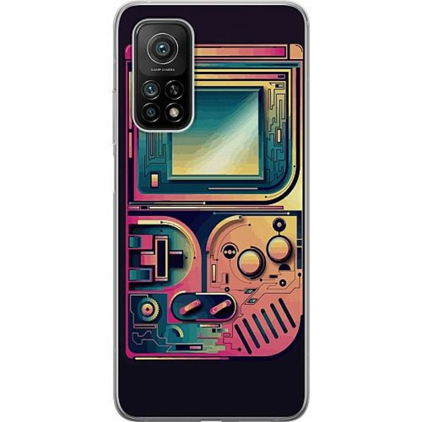 Xiaomi Mi 10T Pro 5G Mjukt skal - Game Boy