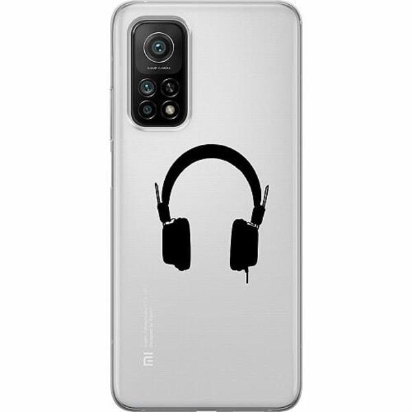 Xiaomi Mi 10T Pro 5G Thin Case Headphones