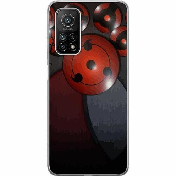 Xiaomi Mi 10T Mjukt skal - Naruto