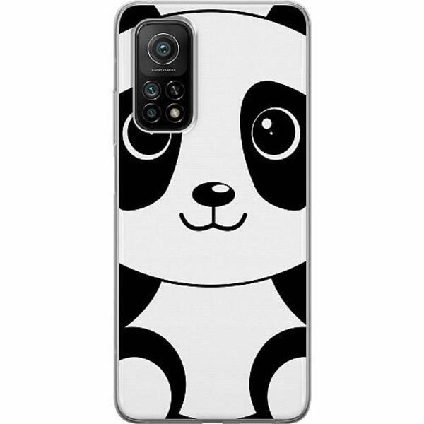 Xiaomi Mi 10T Mjukt skal - Panda