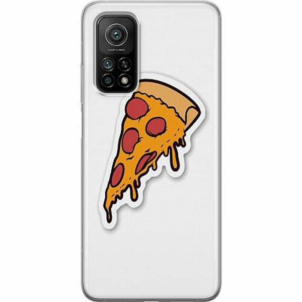 Xiaomi Mi 10T Pro 5G Mjukt skal - Pizza Slice