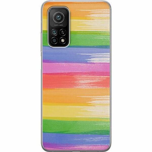 Xiaomi Mi 10T Pro 5G Mjukt skal - Pride Colors