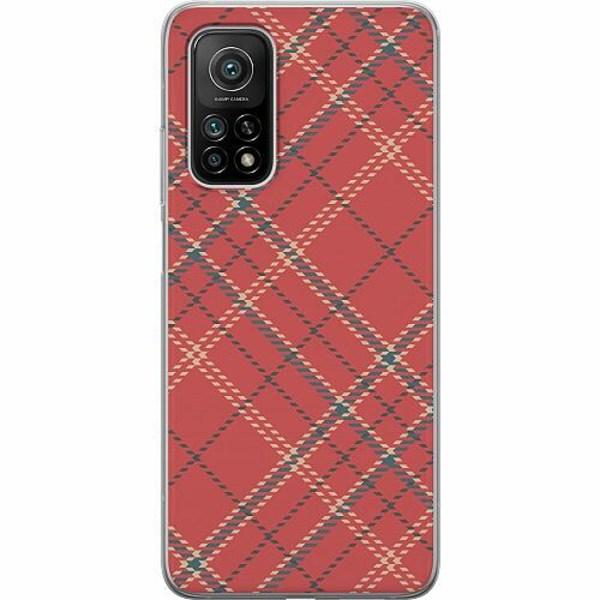 Xiaomi Mi 10T Pro 5G Mjukt skal - Red Stripes