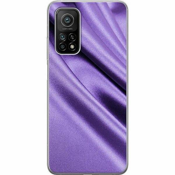 Xiaomi Mi 10T Pro 5G Mjukt skal - Silky Lavendel
