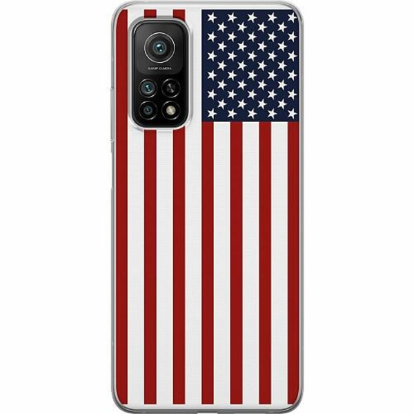 Xiaomi Mi 10T Pro 5G Mjukt skal - The United Americas Of States