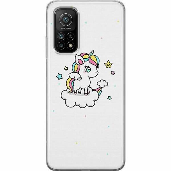 Xiaomi Mi 10T Mjukt skal - UNICORN