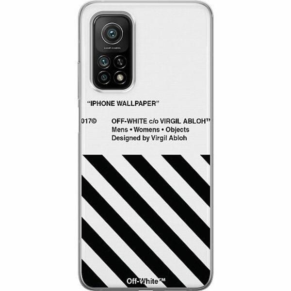 Xiaomi Mi 10T Pro 5G Mjukt skal - White Off