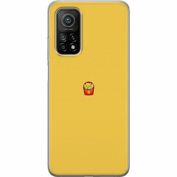 Xiaomi Mi 10T Pro 5G Mjukt skal - Yellow