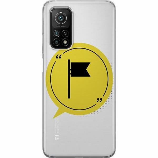 Xiaomi Mi 10T Pro 5G Thin Case Yes, Flag