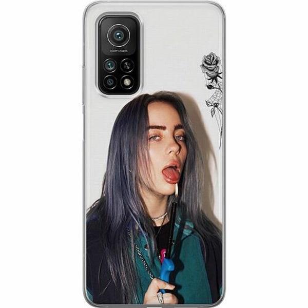 Xiaomi Mi 10T Mjukt skal - Billie Eilish 2021