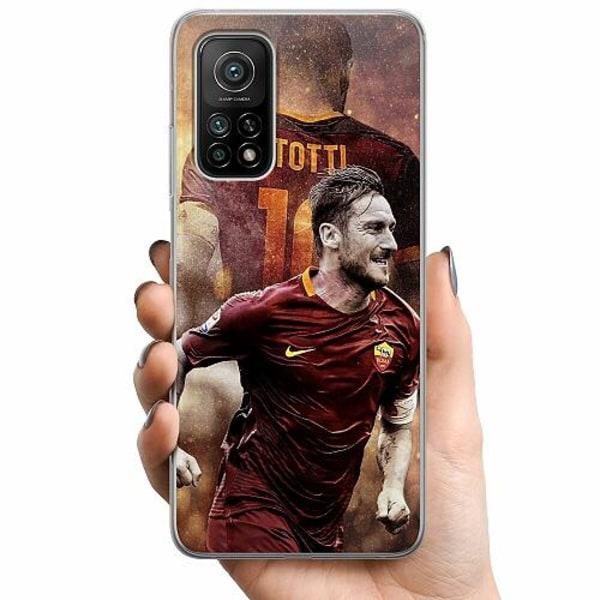 Xiaomi Mi 10T Pro 5G TPU Mobilskal Francesco Totti